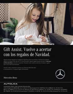 MERCEDES GIFT ASSISTS